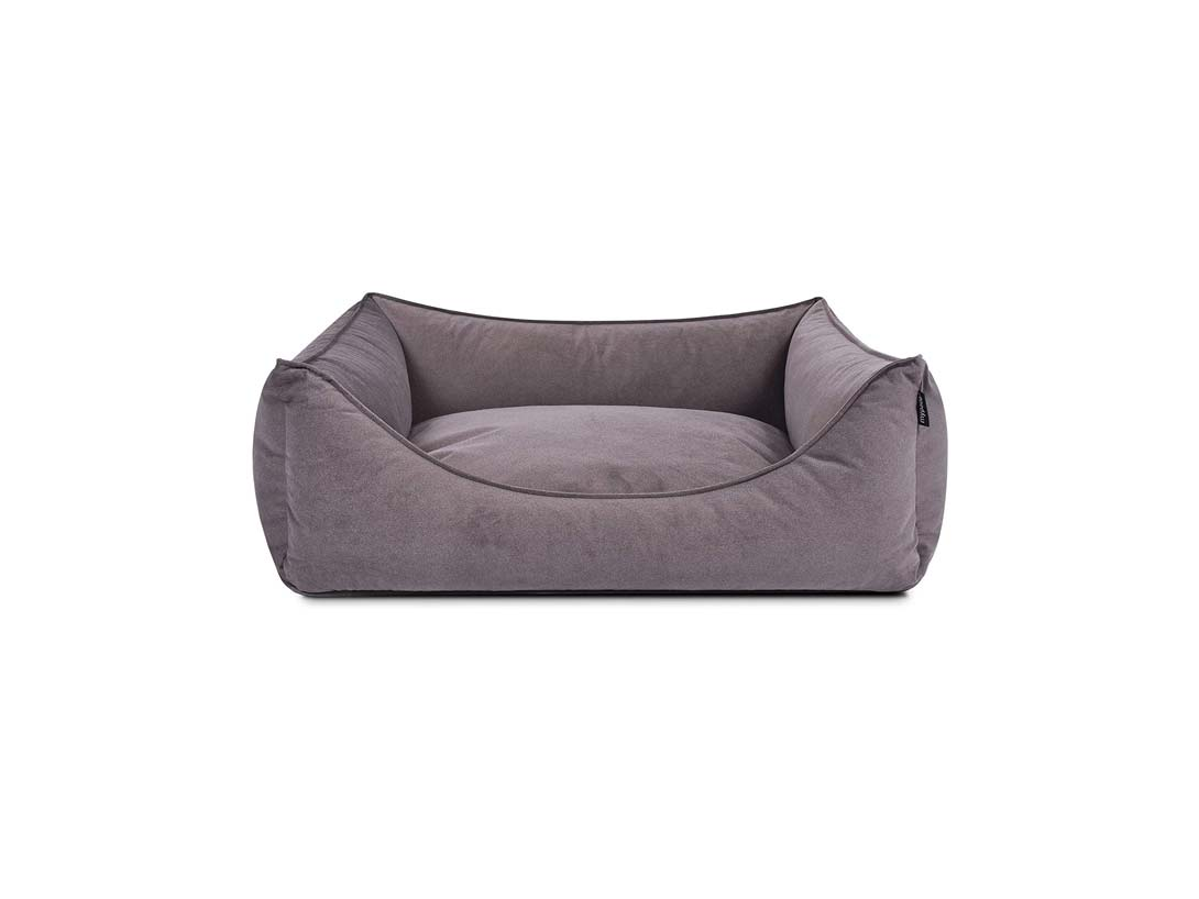 orthopädisches Hundebett Padsforall Modell Dreamy in taupe
